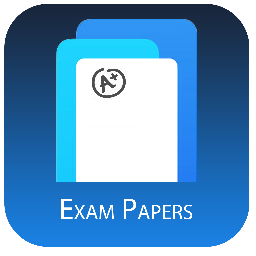 exam papers icon