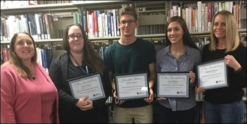Chesapeake Library Essay Contest Winners 2016