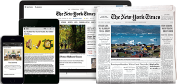 Keep Up with the Times - New York Times @ Albion College ...