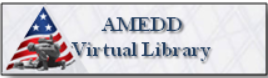 Army Medical Virtual Medical Library Logo