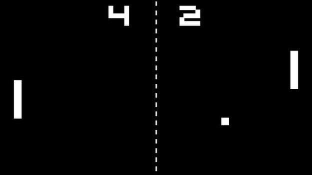 pong video game