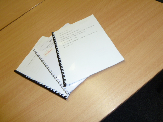 where to bind my dissertation in manchester