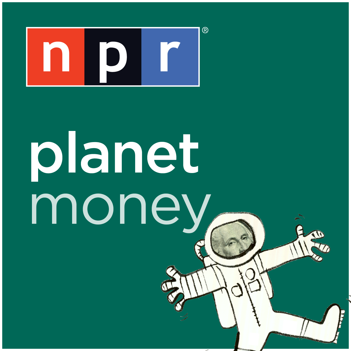 Logo and Link to NPR Planet Money