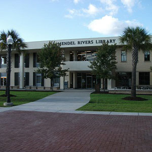 Photo of the CSU Library