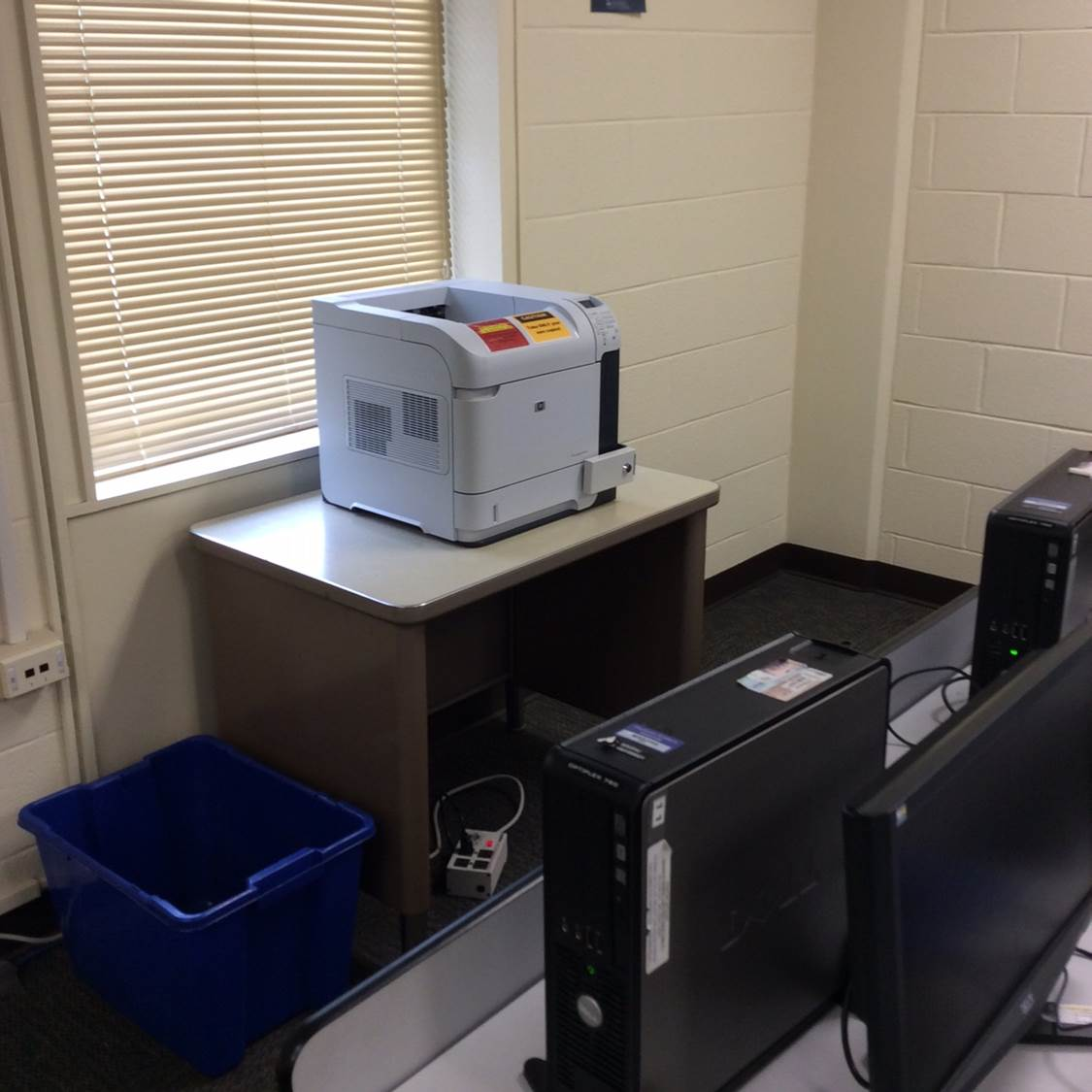 Photo of BILT Center Printer