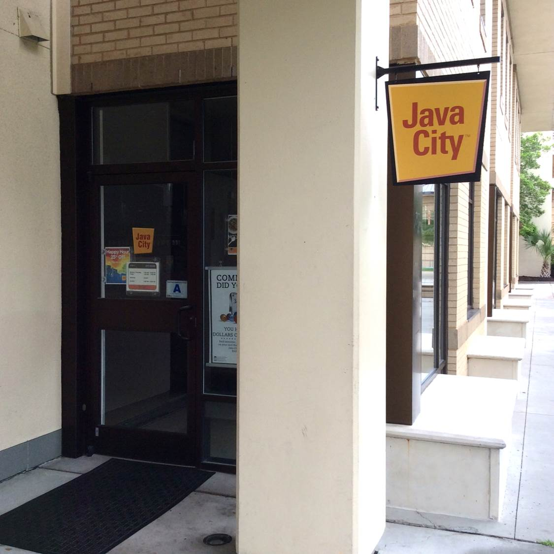 Photo of outside of JAVA City