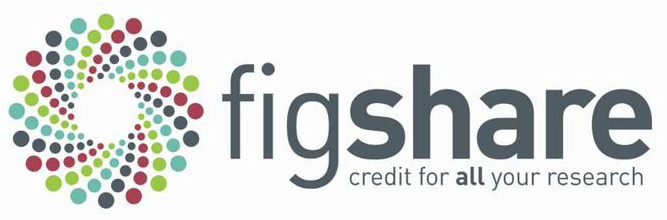 figshare logo: credit for all your research