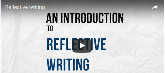 An introduction to reflective writing