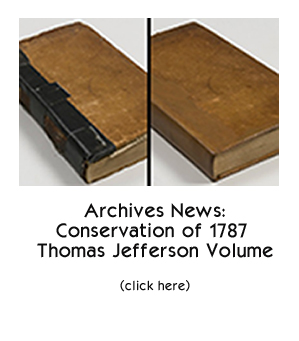 Thomas Jefferson volume