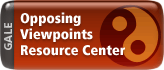 Gale Opposing Viewpoints Resource Center