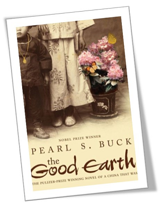Image: Book Cover of The Good Earth
