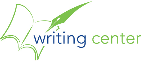 Image: Writing Center Logo