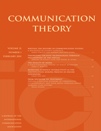 Journal of Communication Theory cover