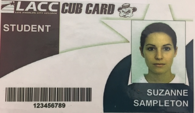 LACC Student Card