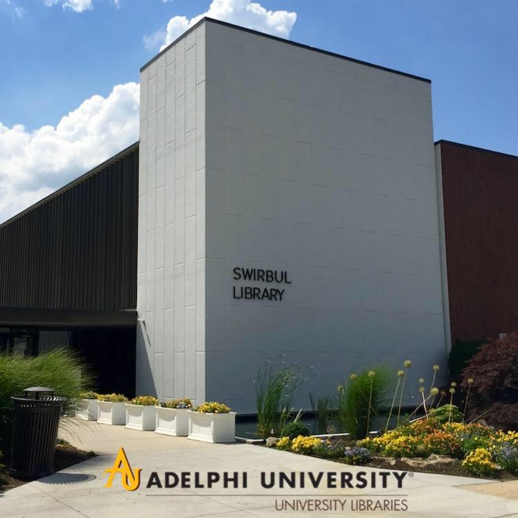 Home adelphi university libraries libguides at adelphi university for Adelphi university garden city