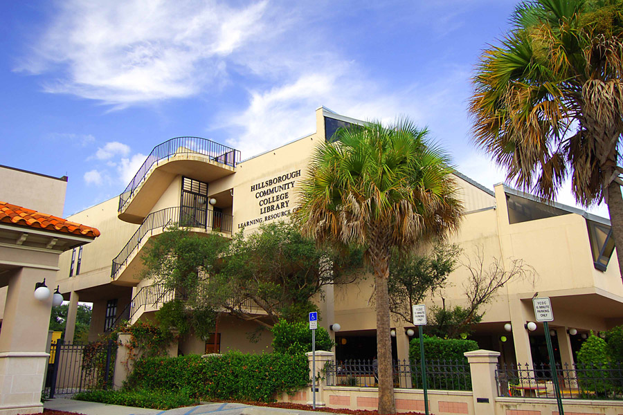 Ybor City Campus Library
