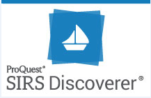 Pro quest sirs discover database
