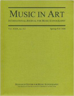 Music in Art: International Journal for Music Iconography