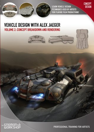 Vehicle design with Alex Jaeger