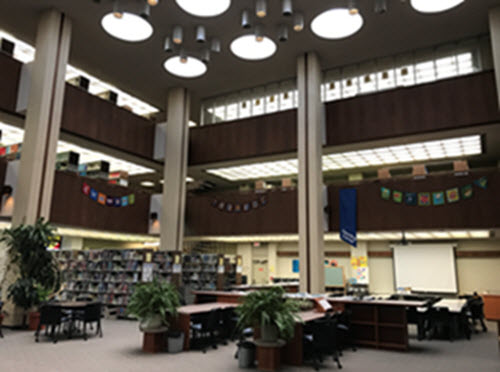 Education Library at Queen's University