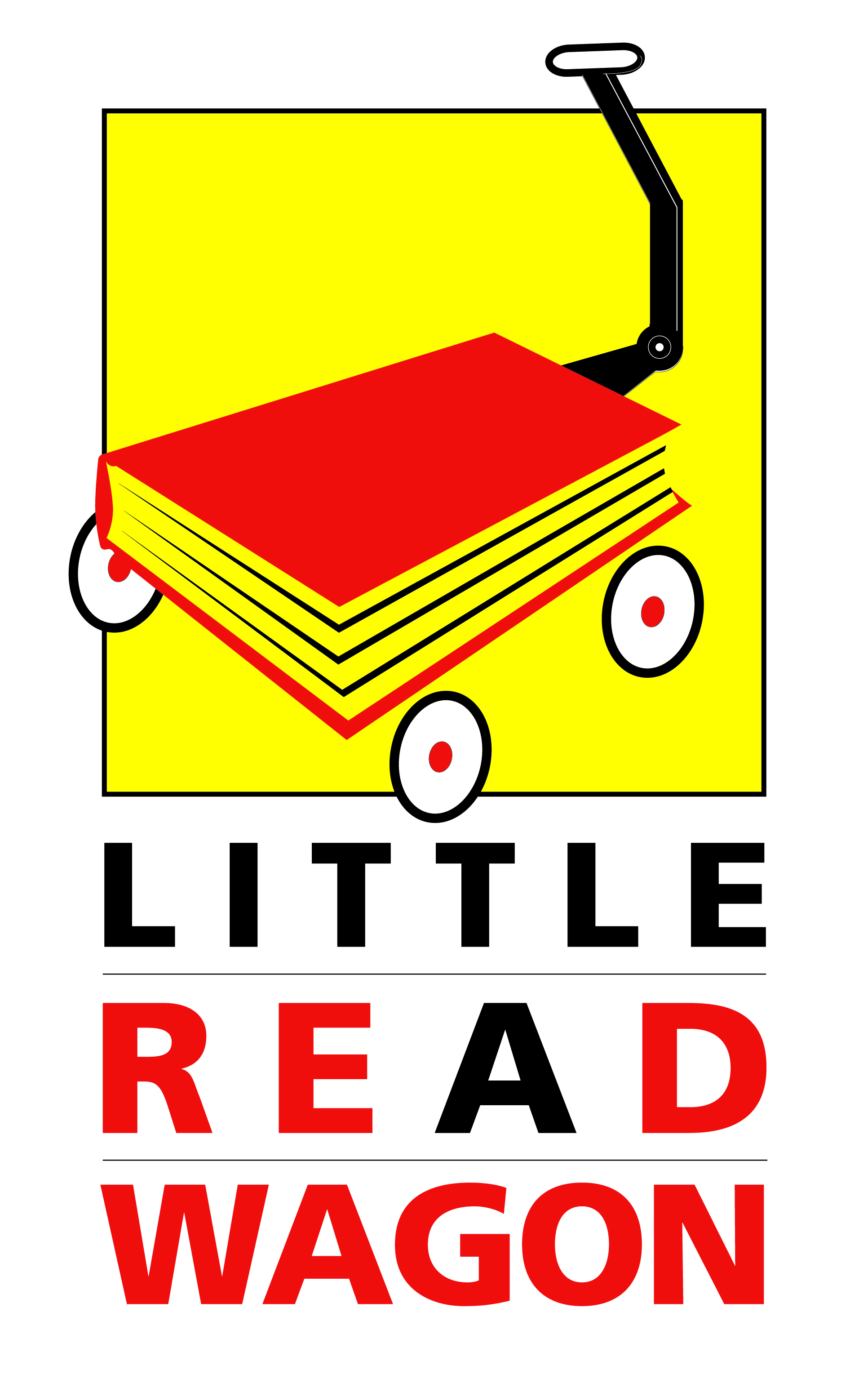Little Read Wagon logo