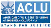 American Civil Liberties Union logo image