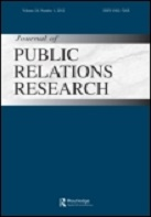 Public Relations Research Journal cover image