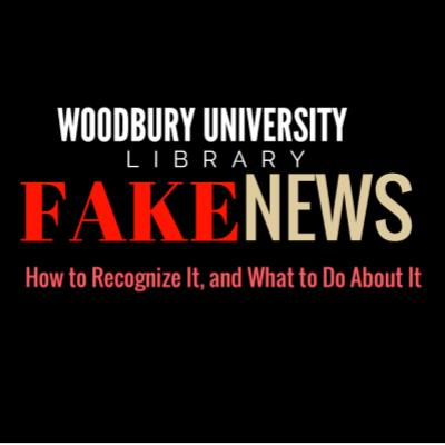Fake News workshop flyer