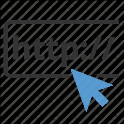 Resultado de imagen para icono de url