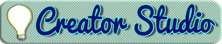 Creator Studio Button