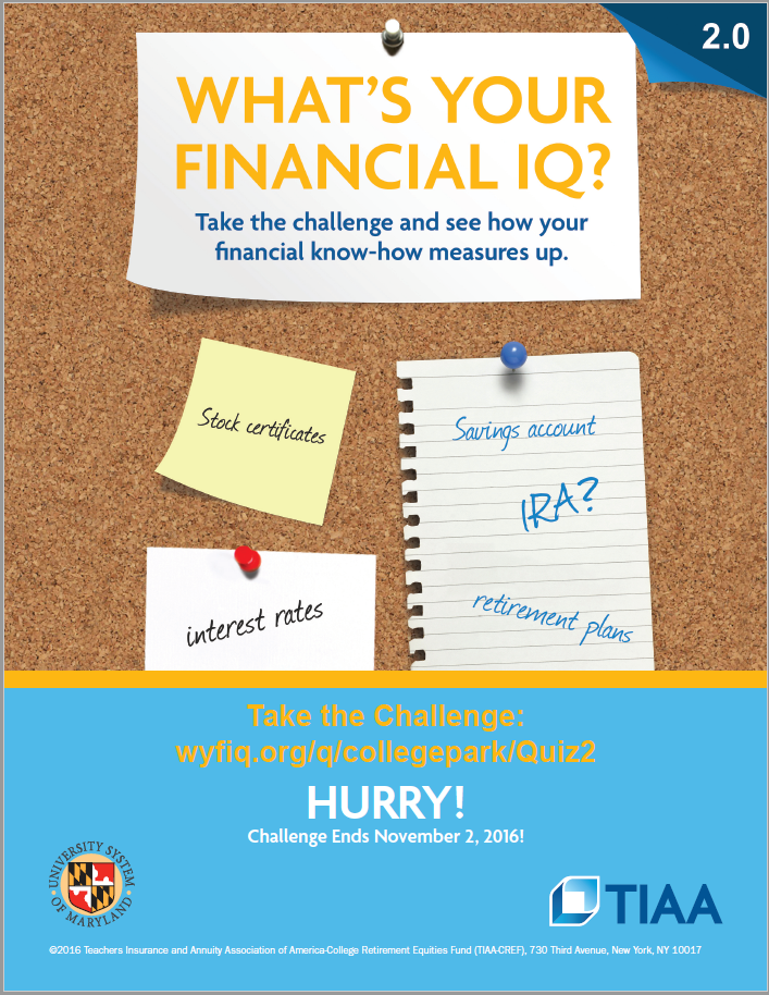 TIAA Financial Challenge