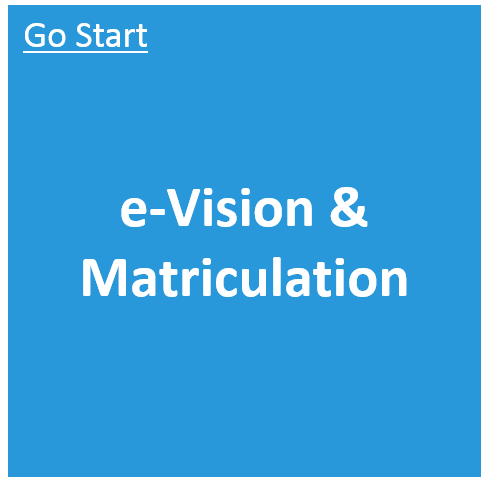 eVision and Matriculation graphic