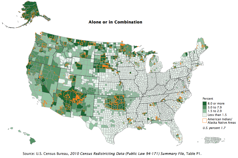 Diversity Cultural Competence Research Guides At University Of - Us map by ethnicity