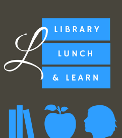 Library Lunch & Learn Logo