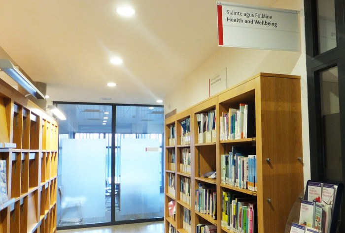 Health & Wellbeing Collection, Health Sciences Library