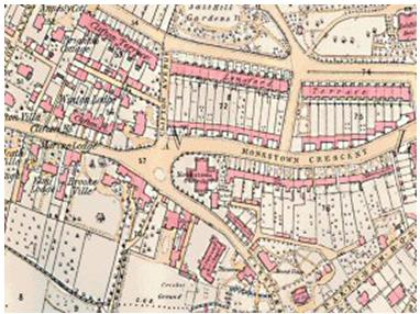Map Suppliers Map Collections At UCD And On The Web LibGuides At - Old maps of dublin