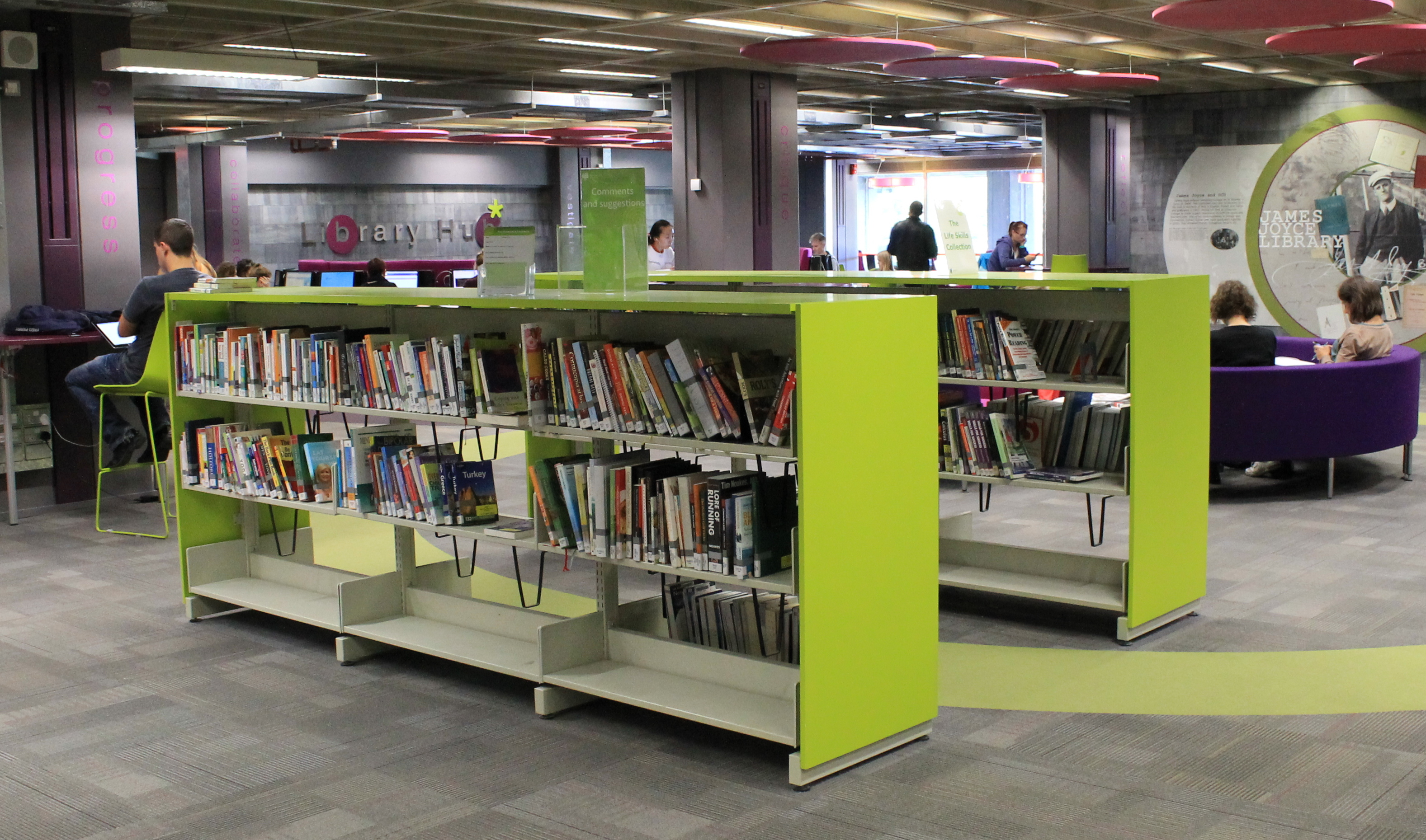 Life Skills Collection, James Joyce Library