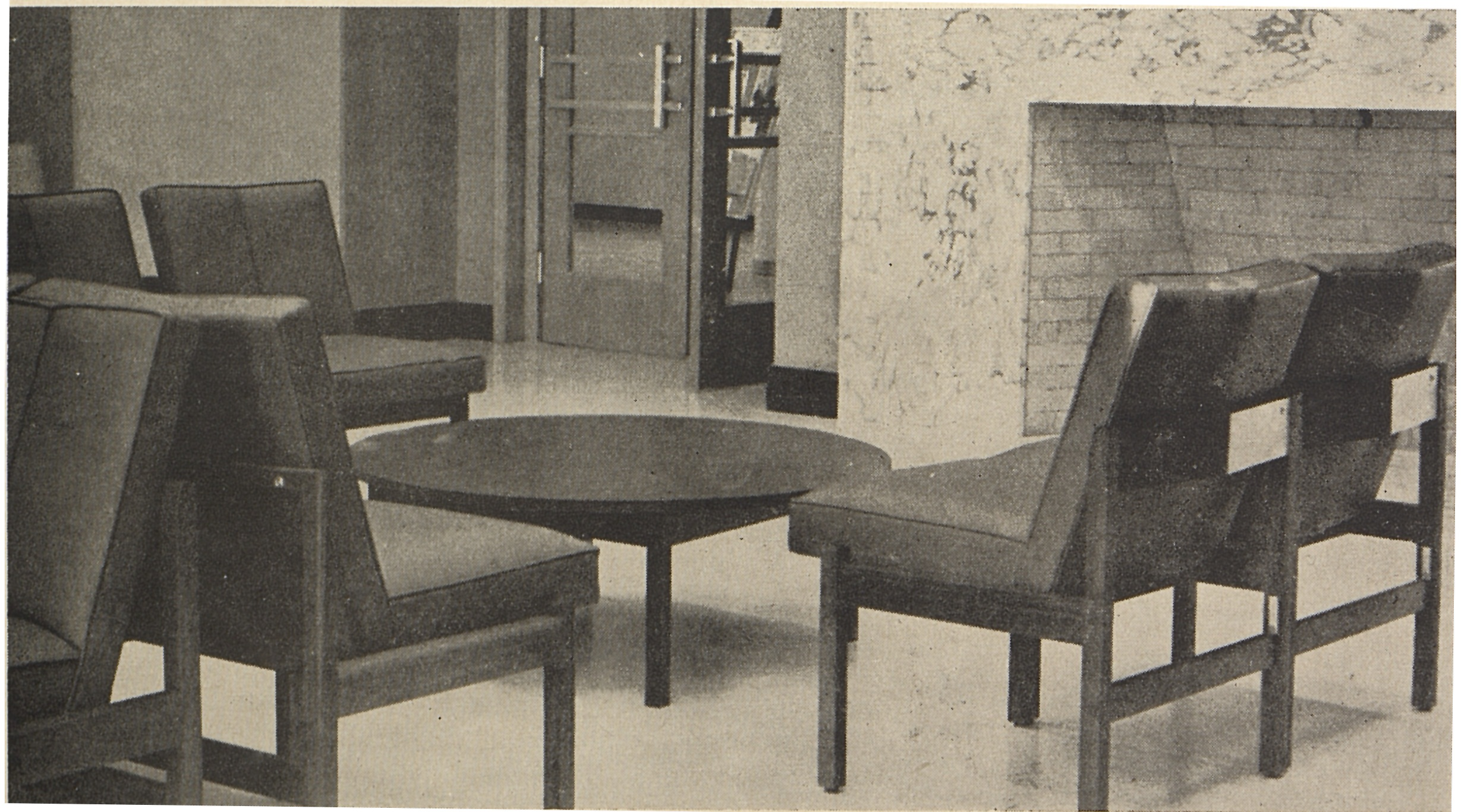 Keeton's Casino lounge area, circa 1964