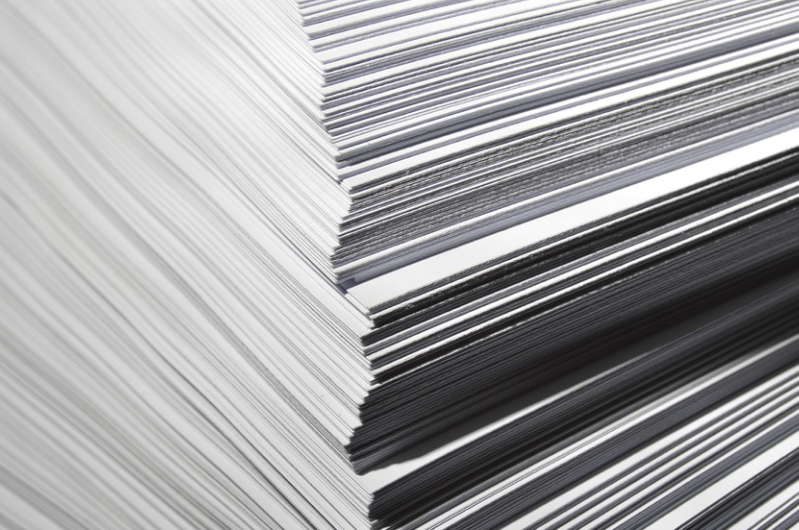 Image of reams of paper