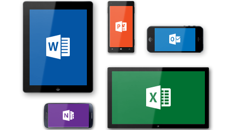 Microsoft Office Suite products
