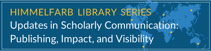 Updates in Scholarly Communications logo
