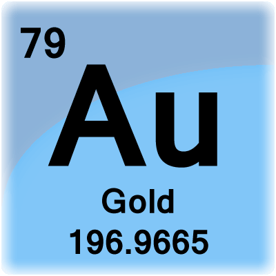 What Is The Symbol For Gold On Periodic Table Of Elements Elcho Table