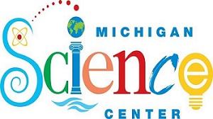 Michigan Science Center logo