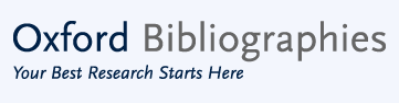 Oxford Bibliographies Online logo