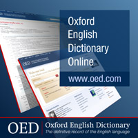 Oxford English Dictionary picture