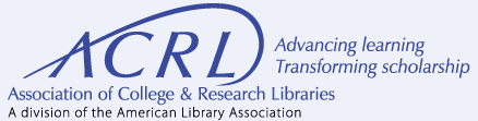 Association of College & Research Libraries logo