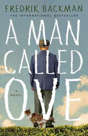 Book Cover-A Man Called Ove