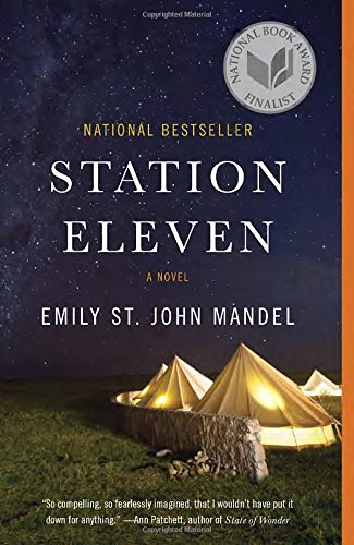 Book cover-Station 11