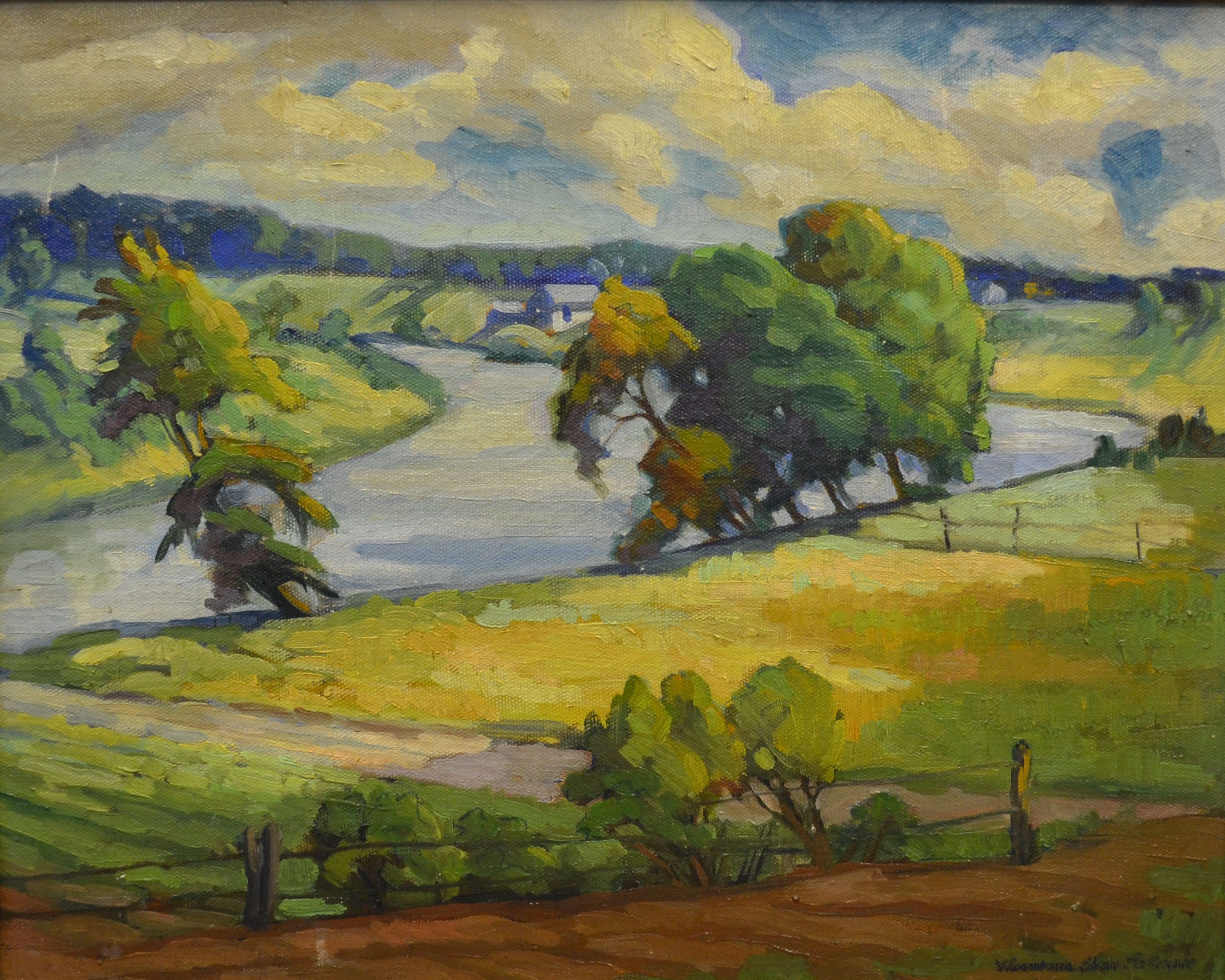 Vinnorma Shaw McKenzie, Bend of the River