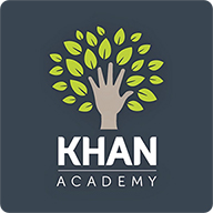 Khan Academy Logo and Link